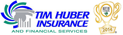 Tim Huber Insurance And Financial Services logo linking to homepage